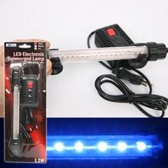 아마존 LED 수중등 1.2W (중)/블루_(957143)