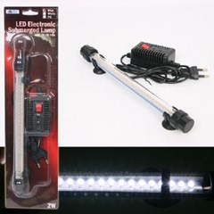 아마존 LED 수중등 2W (대)/화이트_(957142)