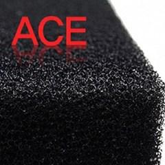 [ACE] 여과매트 폴리나젤 블랙 [60X45X5CM]_(956251)