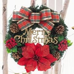 시크릿 베리 리스 350Ø(mm)P 트리 크리스마스 TRWGHM_(1527912)