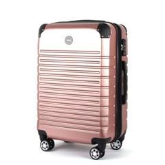 싸이노 마인 24인치 로즈골드 하드캐리어 여행가방