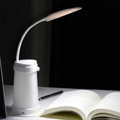 건전지 LED 학습용 공부 독서등 무선스탠드