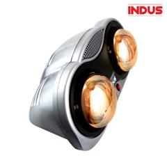 인더스 순간발열 2구 램프히터 IN-BR550