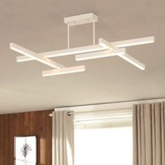LED 스피노 사각 펜던트 5등-48W