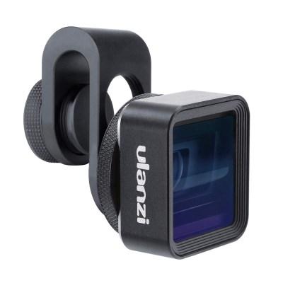 울란지 아나모픽 렌즈 1.33X 2.35:1 휴대폰 필름메이킹