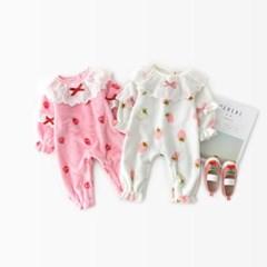돌핀웨일 스트로 넥레이스 아기수면우주복 (66~90cm)