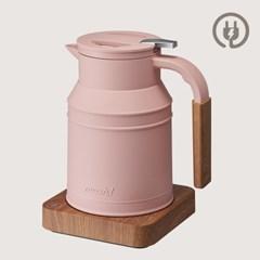 [MOSH] 모슈 테이블 전기포트 핑크
