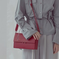 Tout bag[뚜드백]-Red (2 style)