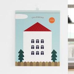 2020 하우스 벽 캘린더