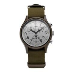 TIMEX 타이맥스 TW2R67900 쿼츠 남여공용 나일론_(1196995)