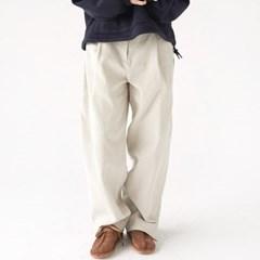 loose pintuck corduroy pants (2colors)_(1366306)