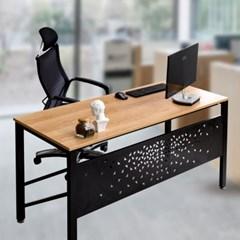 래티코 팰리 철제 LPM 디자인 사무용 컴퓨터 책상1800_(13697176)