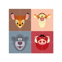 Disney All Stars : Bambi/Tigger/Baloo/Pumba 80*80(c_(1616245)