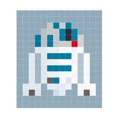R2-D2 pixel 140*160(cm)_(1616241)