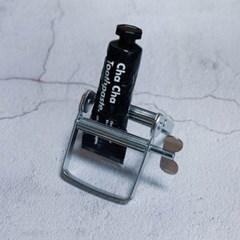 [아토소] 압착형 튜브링거 스틸 치약 짜개 디스펜서