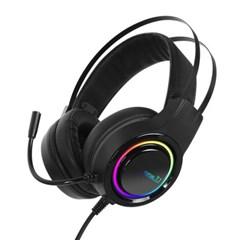 COX 진동 RGB 게이밍 헤드셋 CH50 IMPACT