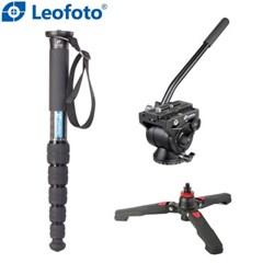 레오포토 MP-326C + VD-02 + BV-10 세트 /K