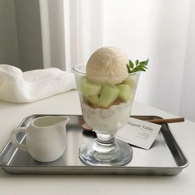 세이렌 고블렛 (아이스크림, 디저트용, 홈카페)