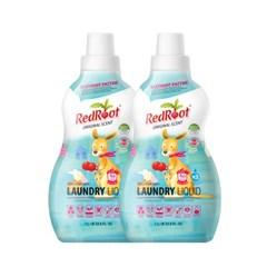 유기농 유아 세탁세제 1L(고농축) 2개세트_향선택_(3196219)