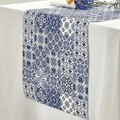아다마알마 스페니쉬 패턴 방수 러너 40x180cm - 5type