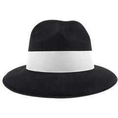갱스터 모자 [블랙]_(11855247)
