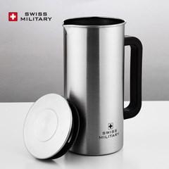 [스위스밀리터리] 클래식냉장고물병(HS1500)