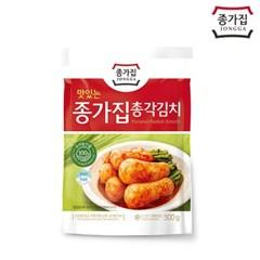 [종가집공식판매몰} 종가집 총각김치500g