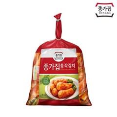 [종가집공식판매몰} 종가집 총각김치5kg(원형)