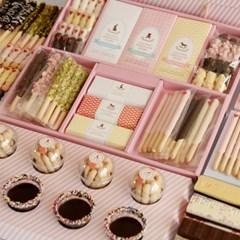 [1+1]원더 바크 초콜릿 만들기 + 빼빼앤풀 세트