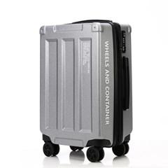 오그램 휠즈앤컨테이너 그레이 24인치 수하물용 캐리어 여행가방
