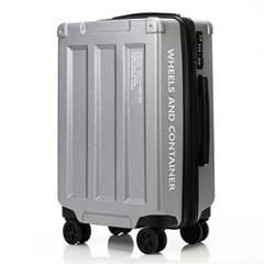오그램 휠즈앤컨테이너 그레이 28인치 수하물용 캐리어 여행가방