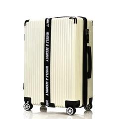 오그램 휠 마스터 아이보리 20인치 기내용 캐리어 여행가방 확장형