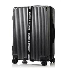 오그램 휠 마스터 블랙 24인치 수화물용 캐리어 여행가방 확장형