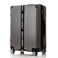 오그램 휠 마스터 그레이 24인치 수화물용 캐리어 여행가방 확장형