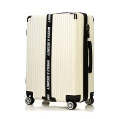 오그램 휠 마스터 아이보리 24인치 수화물용 캐리어 여행가방 확장형