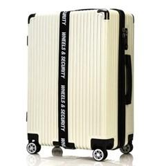 오그램 휠 마스터 아이보리 28인치 수화물용 캐리어 여행가방 확장형