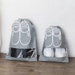 신발 파우치 2종 택1