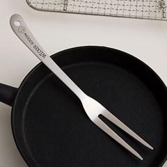 윙커 요리 포크
