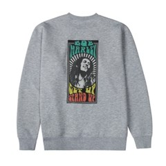 BM GET UP STAND UP SWEATSHIRT GY (BRENT1913)_(1222794)