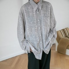 [치즈달] 스킨 셔츠