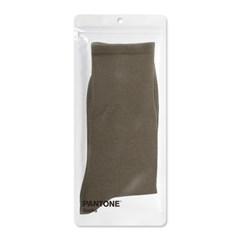 팬톤삭스 시더 브라운 Cedar Brown 단색 컬러 장목 양말