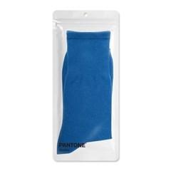팬톤삭스 사파이어 Sapphire 단색 컬러 장목 양말
