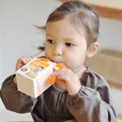 모니 이유식용품 우유 빨대컵 우유클립 2개 무료배송