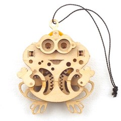 [WOODTRICK] 개구리 (WDT190241) DIY 우드토이 3D 목재 퍼즐