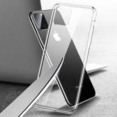 아이폰 11 PRO MAX 투명 강화유리케이스 TT