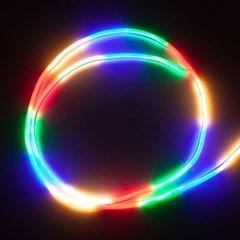 LED 네온플렉스 2m 칼라 크리스마스 전구 트리 TRDELB_(1577638)