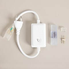 LED 네온플렉스 전원코드선 (칼라용) 전구 TRDELB_(1577636)