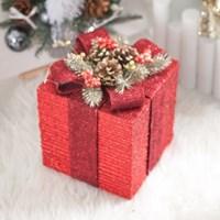 플레르 선물상자 20cm 크리스마스 장식 트리 TROMCG_(1577561)