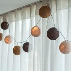 LED 마볼라이트 건전지 20P (볼간격20cm) 전구/크리스마_(1577504)