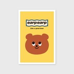 eyes bear(엽서)_(1352447)